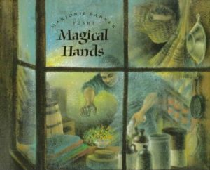 Magical Hands children's book