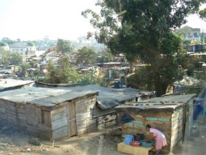 shanty town poverty
