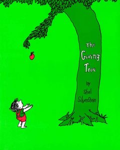 The Giving Tree children's book