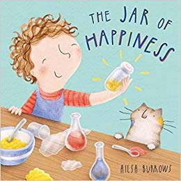 The Jar of Happiness children's book