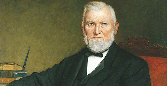 wilford woodruff mormon prophet