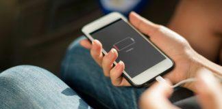 Phone charging mormon social media fast