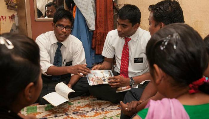 Elders in India Mormon