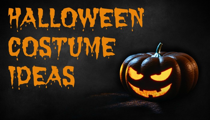 Halloween Costume Ideas Cover Image