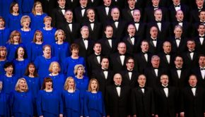 Tabernacle Choir at Temple Square