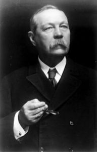 famous writers and Mormons Arthur Conan Doyle