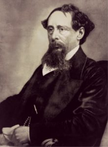 famous writers and Mormons Charles Dickens
