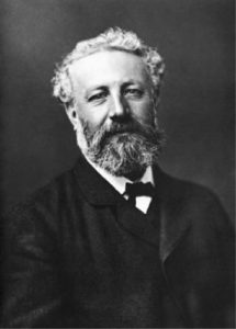 famous writers and Mormons Jules Verne