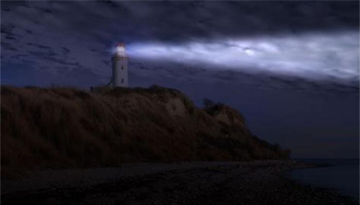 Mormon personal revelation lighthouse in the dark