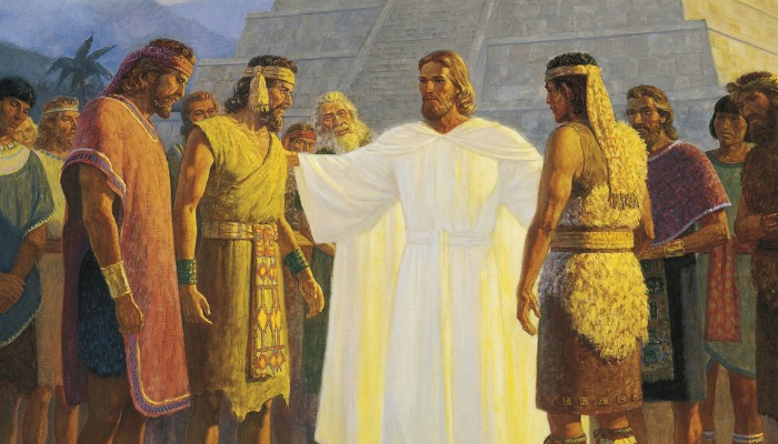 Mormon Folklore Three Nephites