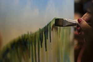 painting paintbrush