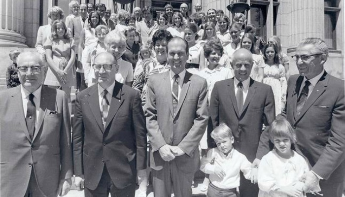 sunday school presidency 1971 russell m. nelson