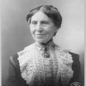 Clara Barton portrait.