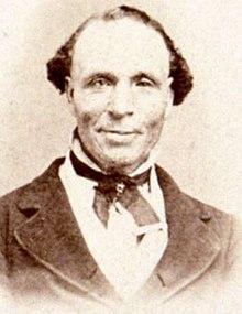 Portrait of Elijah Abel.