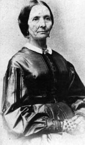 Portrait of Eliza R. Snow