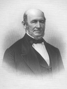 Heber C. Kimball portrait.
