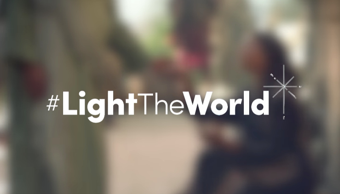lds light the world 2018 campaign banner