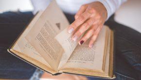 Reading literature swearing cover image mormon