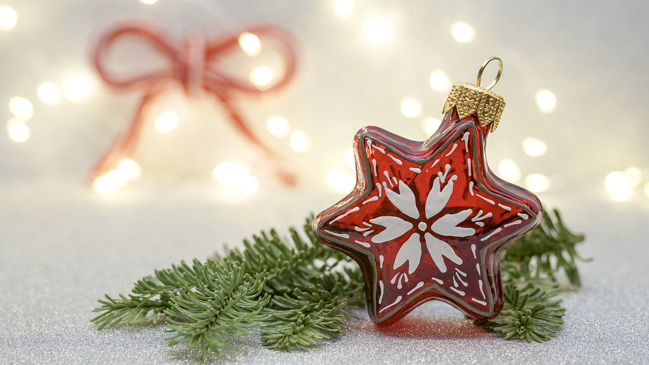 mormon christmas ornament