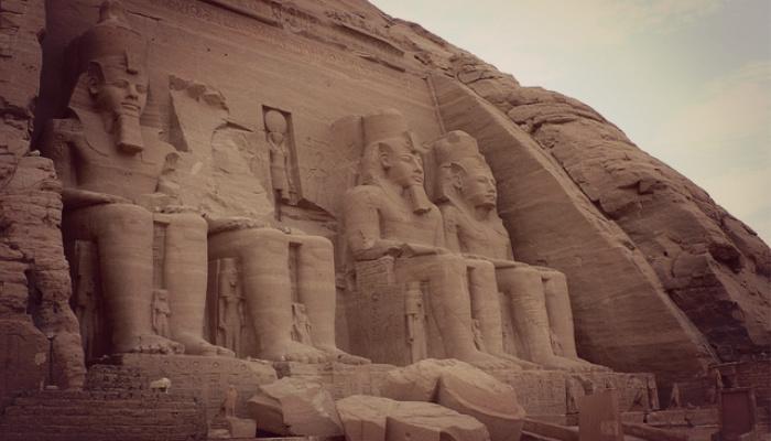 Mormon Ancient Egypt Temples Abu Simbel Temple