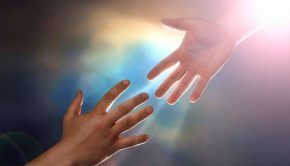 Mormon Hand of God in Life God's Helping Hand
