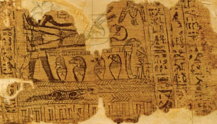 Mormon Ancient Egypt Temples Joseph Smith Papyri