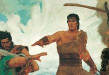 Mormon why me what now adversity Nephi vs Laman and Lemuel