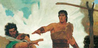 Mormon why me what now adversity Nephi vs Laman and Lemuel