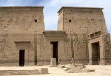 Mormon temples Egypt
