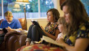 mormon family scripture study