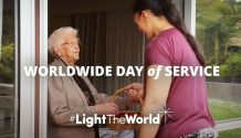 light the world mormon LDS