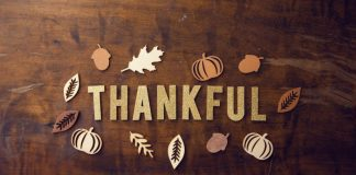 thanksgiving gratitude thankful