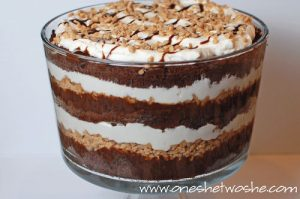 toffee trifle