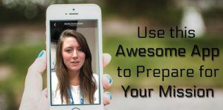 Lifey app video on phone