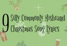 9 Silly Commonly Misheard Christmas Song Lyrics
