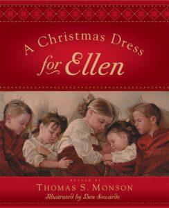 A Christmas Dress for Ellen book