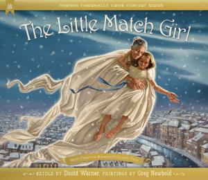 Little Match Girl book Christmas LDS