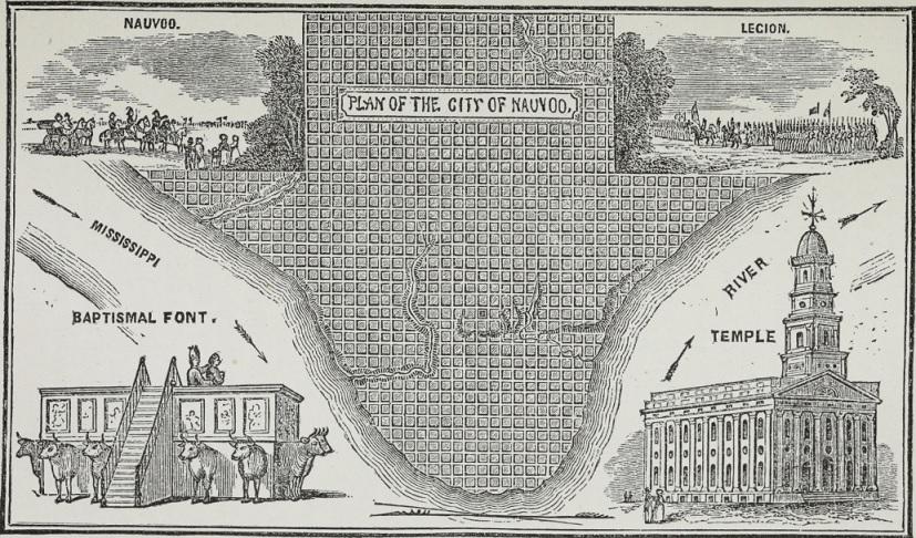 Nauvoo city plan