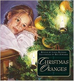 Christmas Oranges book