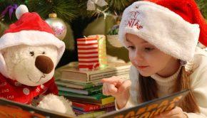 Reading Christmas Stories LDS Mormon