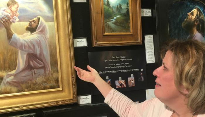 2018 LDS Art Showcase Mormon