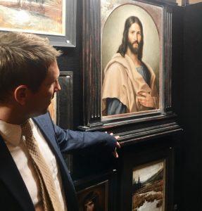 Dan Wilson art showcase
