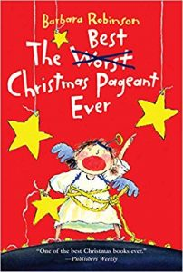 The Best Christmas Pageant Ever book LDS Mormon