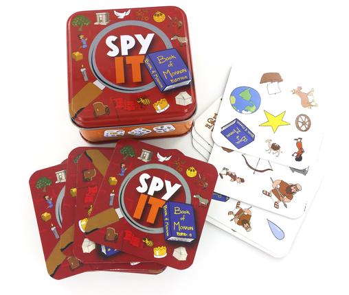 spy it