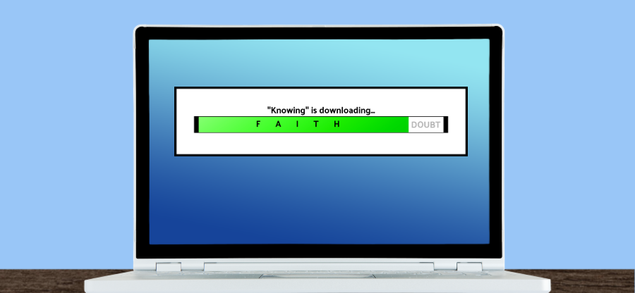 A computer download screen.