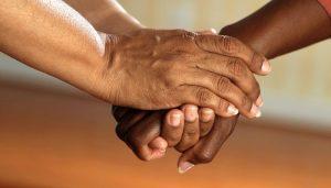 hands friendship