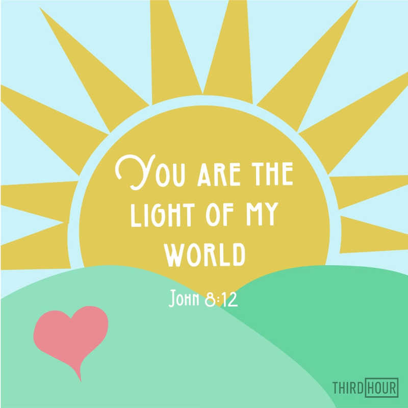 light of my world valentine lds