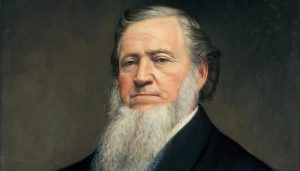 Brigham Young, the second prophet