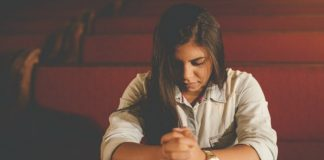 LDS mission, prayer