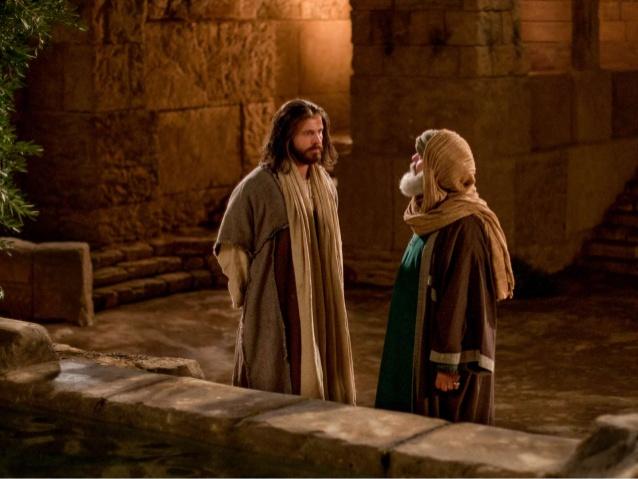 christ teaches nicodemus lds